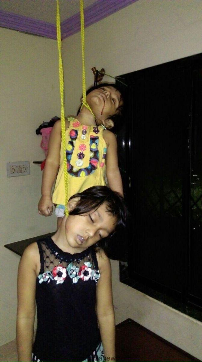 بالصور:عاملة اثيوبية تشنق طفلي العائلة التي تعمل لديها في السعودية !!