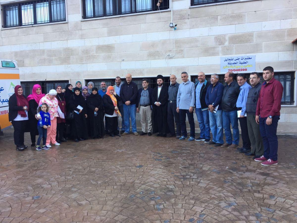 بالصور: جمعية شمران تضع قاعة للندوات بتصرف المجتمع