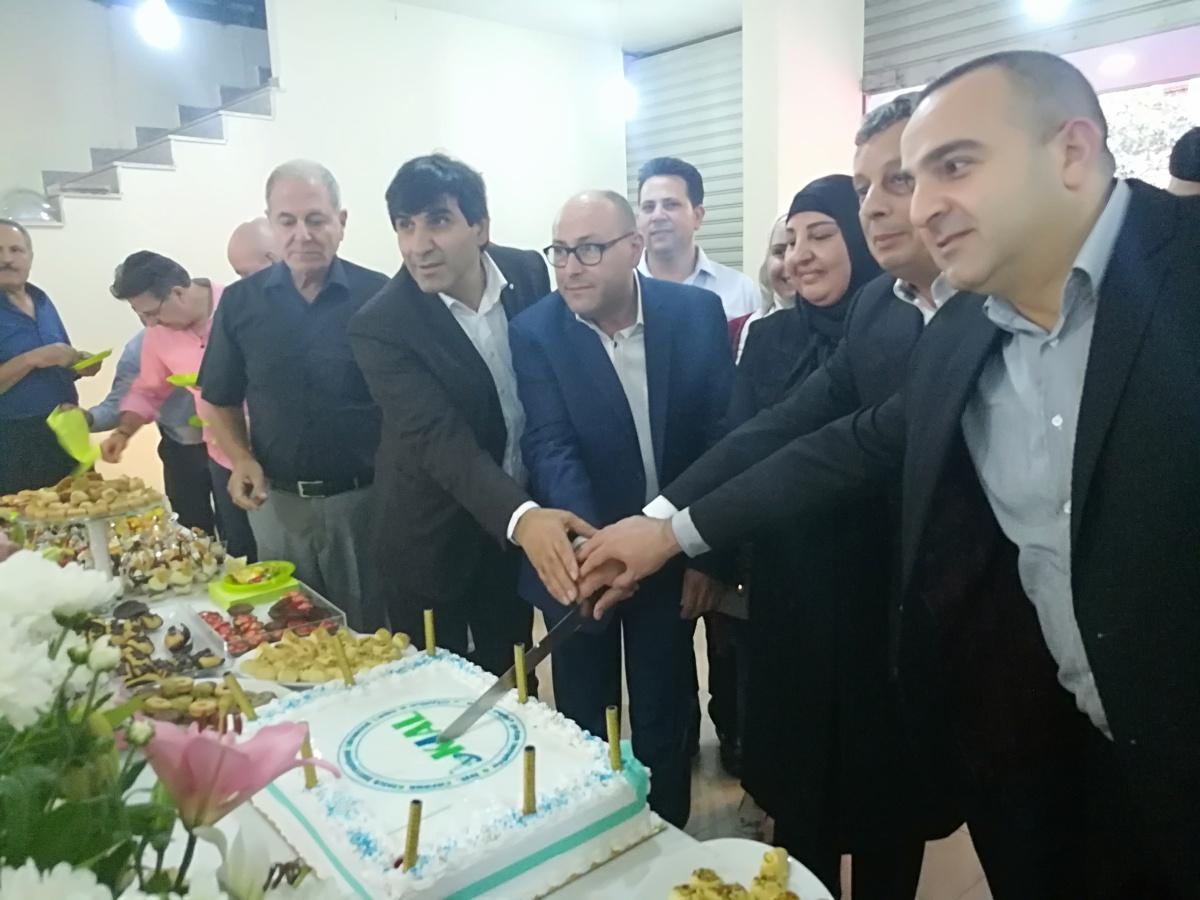 بالصور: افتتاح مختبرات د فاروق قطيش الدولية في بنت جبيل..أحدث الأجهزة المتطورة في العالم
