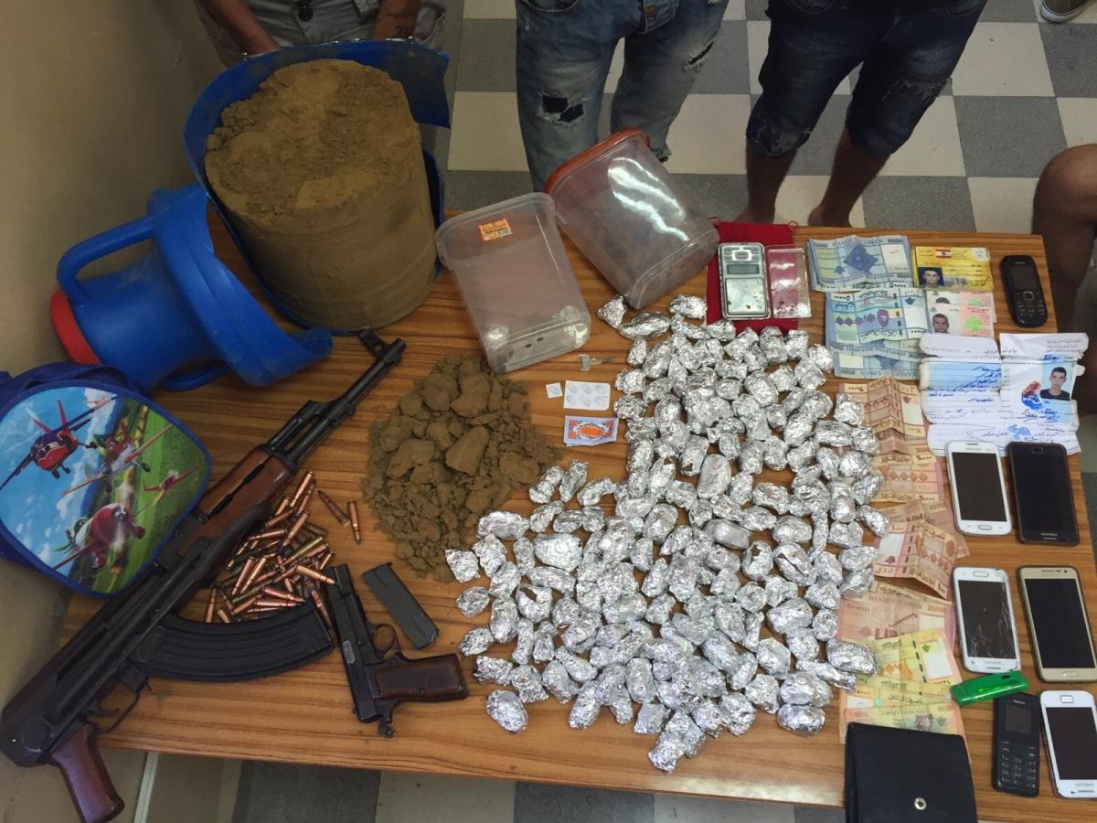 في الضاحية: موقوف بتهمة الاتجار بالمخدرات؟
